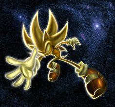super shadow Sonic Adventure 2 | SUPER SONIC by Raito-Sarudoi on deviantART