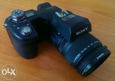 Sony Cyber-shot F828 8.0 MP Digital Camera - Black #Sony