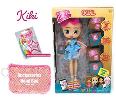 18 Doll 2 Exclusive Ropeastar JoJo Siwa Doll Play Set with JoJo Siwa Signature Hair Bow for Girls