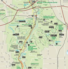 kobuk valley national park images Kobuk Valley National Park Map