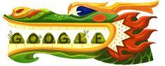 Dragon Boat Festival 2016  Date: June 9 2016  Location: China Hong Kong Malaysia Singapore Taiwan  Tags: dragon boat rice sticky rice teeth