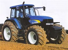 New Holland, Abs, Tractors, Crunches, Abdominal Muscles, Killer Abs, Six Pack Abs