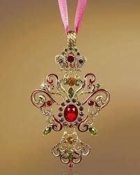 Image result for Jay Strongwater Christmas ornaments and pins