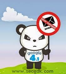 Seogdk analyze the impact of Google Panda 4.1 algometric update on websites which may be benefited or penalized.