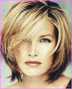 awesome Haircuts for medium length fine hair with bangs