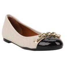 P&B Flat! #shoestock #bestsellers #maisvendidos #peb #blackandwhite #trend - Ref 16.05.2268
