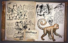 ARK Survival Evolved: Mesopithecus