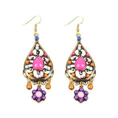 Bohemian Beads Flower Chandelier Earrings ₱325.00  Earring Type: Drop Earrings Gender: For Women Style: Noble and Elegant Shape/Pattern: Water Drop Length: 9CM Weight: 0.040kg Package Contents: 1 x Earring (Pair)  Product link: http://www.thefunstuffshop.com/product/bohemian-beads-flower-chandelier-earrings/  #thefunstuffshop #onlineshop #shopping #hotdeals #greatdeals #Bohemian #accessories