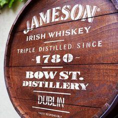 Jameson...my choice!