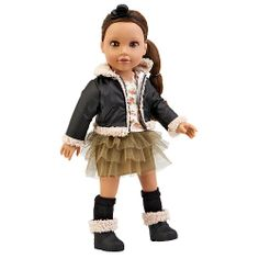 """Journey Girls 18 inch Doll - Kyla (Floral Shirt and Mesh Skirt) - Toys R Us - Toys """"R"""" Us"""