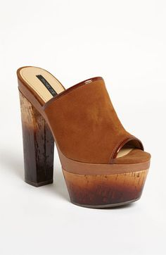 Love me some clogs!! Rachel Zoe 'Eddie' Clog available at #Nordstrom