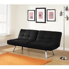 I originally wanted this in red but I think it will look great in our spare room :)