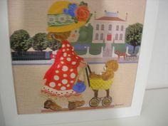 Cuadro Sarah Kay by SuMer Miniaturas