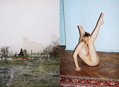 Sasha Kurmaz, Concrete & Sex - Photography