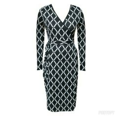 Wrap dresses in modern prints! Perfect for all occasions. #fashion #fashiongallerysa #winter #jhb