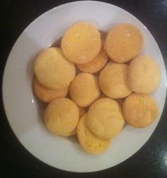 Azorean Sugar Cookies (Bolachas de Acucar) - Easy Portuguese Recipes