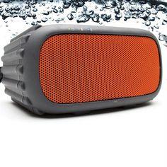 Ecorox Waterproof Bt Speaker Orange