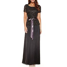 FREE SHIPPING AVAILABLE! Buy Blu Sage Short Sleeve Sequin Evening Gown at JCPenney.com today and enjoy great savings. Baby Girl Dresses, Baby Dress, Baby Girls, Prom Dresses, Formal Dresses, Wedding Dresses, Sequin Evening Gowns, Short Sleeve Dresses, Dresses With Sleeves