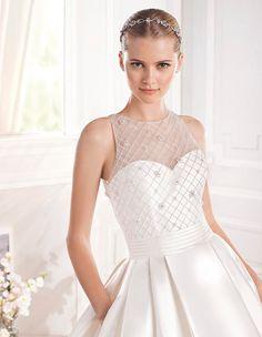 ERVINA, Wedding Dress LA SPOSA COSTURA 2015