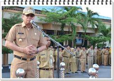H. Muhammad Minta Seluruh SKPD Percepat Pelaksanaan Pelelangan - Amanah Anak Negeri