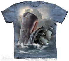 Moby dick t-shirt http://www.ebay.com/usr/debsshirtopia