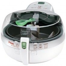 healthy fryer! Actifry! It's more than a fryer though, it's sous-chef to mind the stove for you... think risotto, curries, roasted potatoes, stews, refried beans, chili.... (Official Actifry board on Pinterest is here: http://pinterest.com/actifry/).