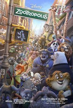 Zootropolis (2016)   CB01.CO   FILM GRATIS HD STREAMING E DOWNLOAD ALTA DEFINIZIONE