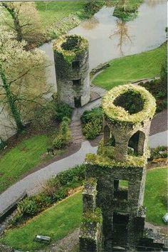 Castillo Blarney, Irlanda or Blarney Castle, Ireland