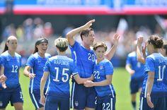 USA vs. Ireland, May 10, 2015. (U.S. Soccer)