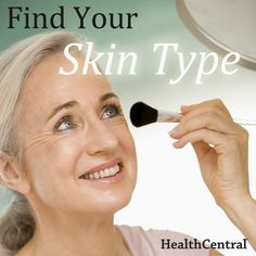There are 5 basic skin types. Do you know yours? Find your skin type here:  #HealthCentral