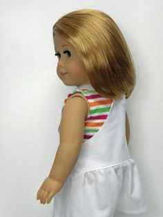 18 inch doll clothes Girl doll clothes by Unendingtreasures