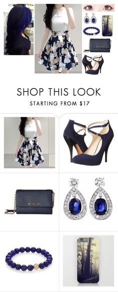 """""""My Style 42"""" by oreo-chan ❤ liked on Polyvore featuring Fashion Street, Nine West, MICHAEL Michael Kors and Sydney Evan"""