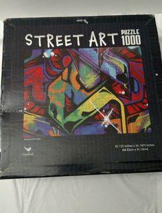 Street Art Puzzle 1000 pcs