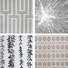 Grey Upholstery Fabrics