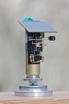 Be inspired by this collection of solar powered 'Beambots' http://www.smfr.org/robots