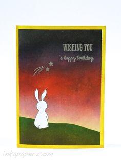 WPlus9 Wishing You Card Ideas