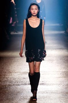 Sonia Rykiel Fall 2013 RTW Collection - Fashion on TheCut