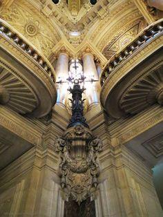 Opéra Garnier #architecture www.travelfranceonline.com