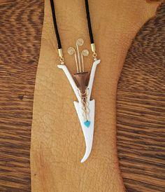 Boho antler necklace deer antler necklace antler jewelry horn antler jewelry antler necklace celebration elk antler necklace necklace elk antler aloadofball Gallery