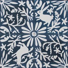New: Grow House Grow Tiles + Wallpaper
