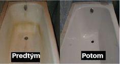 Jednoduchý návod, ako vyčistiť čierne škvrny a hrdzu vo vašej kúpeľni. | Chillin.sk