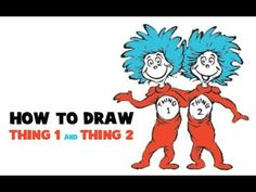 Dr. Seuss' The Lorax - How To Draw The Lorax - Own it on Blu-ray Combo Pack on August 7th - YouTube