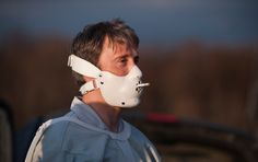 Mads Mikkelsen smoking a cigarette while wearing his Hannibal Lecter mask Hannibal Lecter, Hannibal Mask, Hannibal Funny, Hannibal Tv Show, Hannibal Series, Hannibal Tattoo, Will Graham, Bryan Fuller, Hugh Dancy