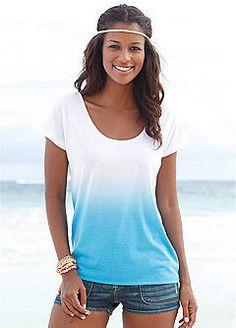 Venice Beach Dip-Dye T-Shirt
