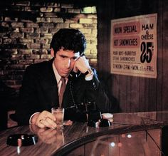Elliot Gould in Altman'sTHE LONG GOODBYE (1973)