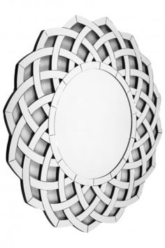 1100 Lustro Velia - Evolution Home New York Style, Sunnies, Art Deco, Mint, Mirror, Grey, Interior, Furniture, Evolution