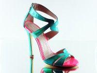 Marc Ellis - Sandal 11cm Heel -  Made in Italy