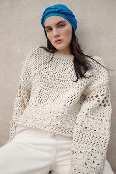Knit Cardigan, Knit Dress, Knitwear Fashion, Womens Knitwear, Knitting Designs, Lana, Sweaters For Women, Zara Israel, Designer Knitwear