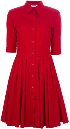 Love this: Shirt Dress @Lyst