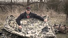 How to Set Up a Primos Double Bull Ground Blind
